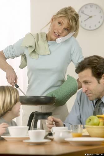 Как успевать вести домашнее хозяйство